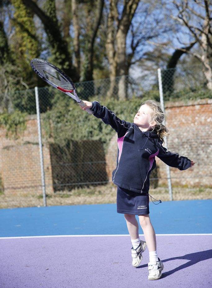 Meet the Tennis Academy Team at Cranmore School