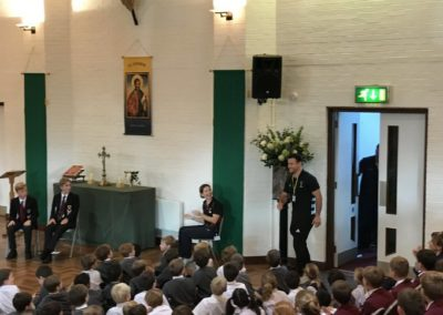 Danny Care Assembly