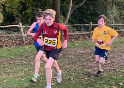 Guildford District Cross Country Trials
