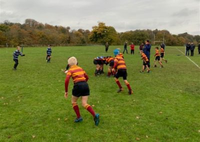 U10s Rugby Vs St John S Beaumont