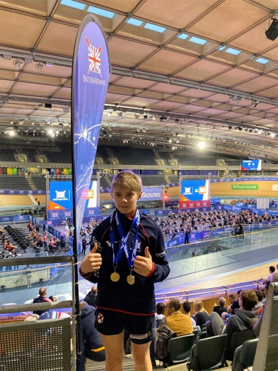 Igor sets 2 new records at British indoor Rowing championships