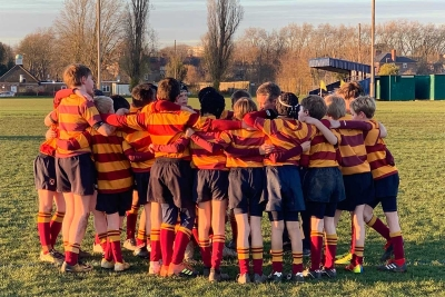 U11s Rugby Vs Kings House 1