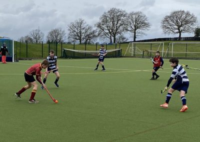 U13s Hockey Vs Danes Hill