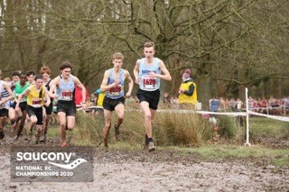 Will B National XC Championships